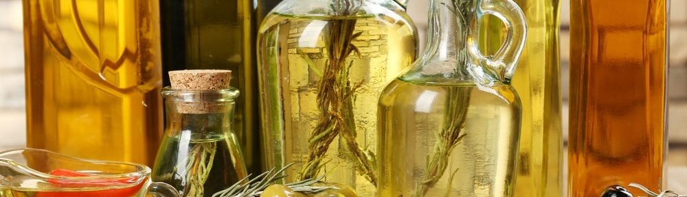 Healthy and Unhealthy oils